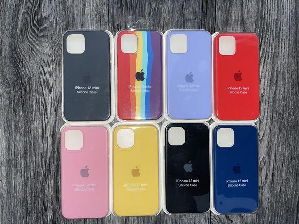 Силиконови кейсове за iPhone 12 / 12 Pro / 12 Pro Max