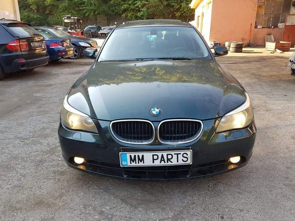 BMW E60 530D 218кс Logic7 Dynamic комфортен салон автоматик НА ЧАСТИ!