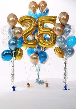 Балони с хелий за вашия повод !
