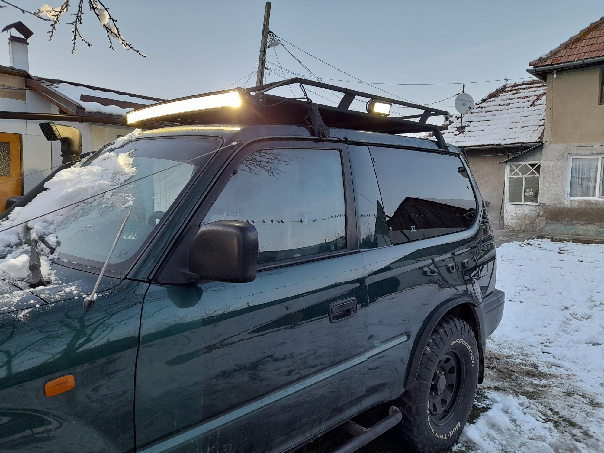 Roof rack portbagaj toyota Land Cruiser  off road 4x4