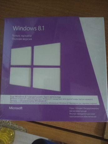 Продам Вирдовс8.1 лицензия в упаковке