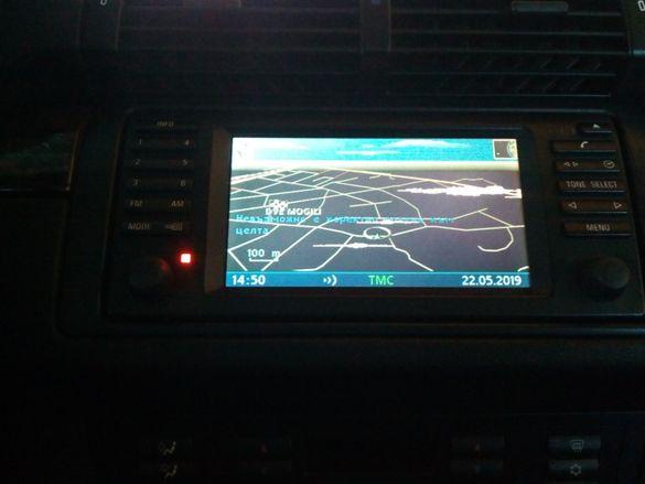 X 5 навигация