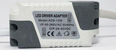 Driver pentru LED-uri, 8-12W