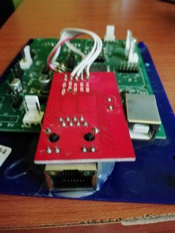 Convertor - placa electronica pentru piese