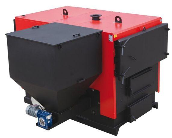 Автоматичен пелетен котел комбиниран до 1188 кв