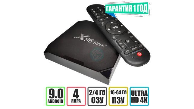 Android TV Box X96 Max+ 2/16 Гб