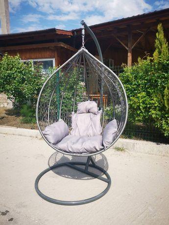 Градинска люлка/Люлка за релакс тип гнездо