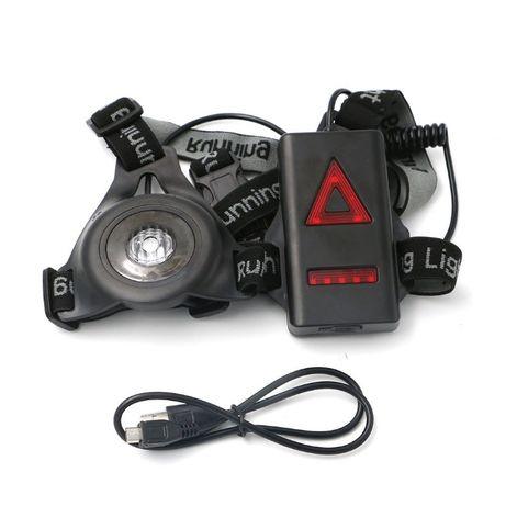 Kit de Lumini Avertizare pentru Alergatori ,, Run Lights ,,