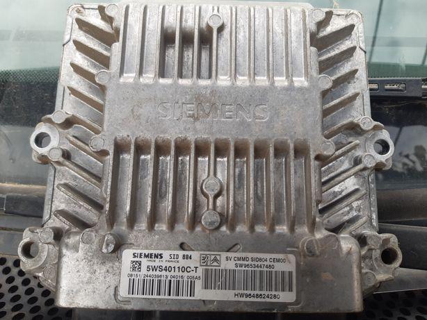 Vand calculator motor ecu citroen c3 1.4 diesel an  2004