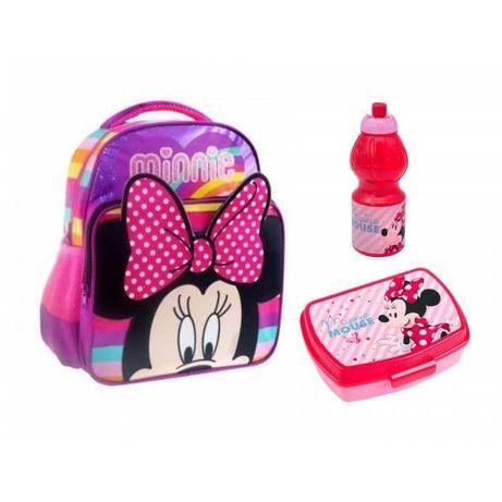 Ghiozdan echipat pentru gradinita Minnie Mouse Disney