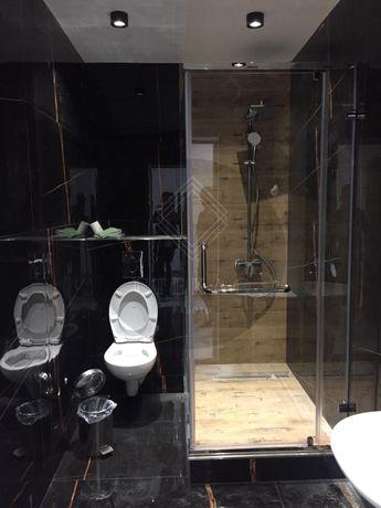 Стеклянные душевые кабины, душевые перегородки, шторки доя ванной