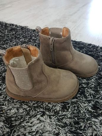 Ботички H&M 23 , обувки Ponki 21 ,обувки Zara 22