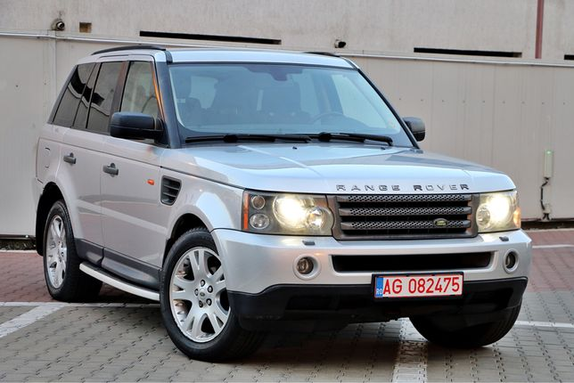 Land Rover Range Rover Sport 2.7 Automat 4x4 Autoutilitara Credit Rate