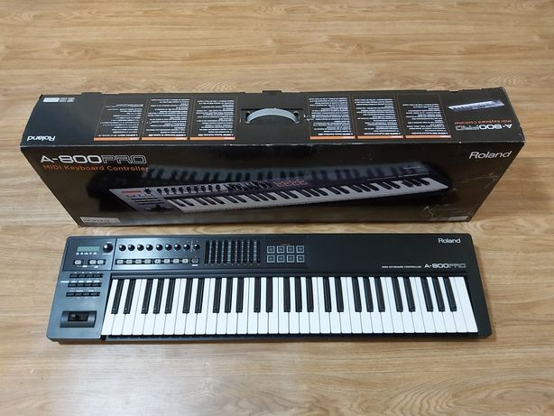 5-октавная миди-клавиатура ROLAND A-800PRO
