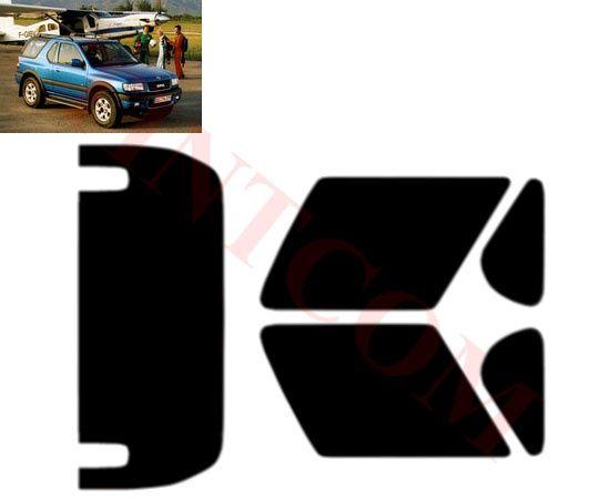 Opel Frontera (3 врати, 1998 - 2005) - Фолио за затъмняване на стъкла