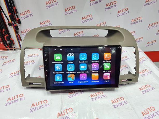Магнитола Андроид на Тойота Камри 30,35/Camry 30,35. DSP. PIONEER!!!