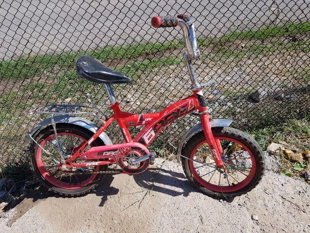 Велосипед детскии почти новый