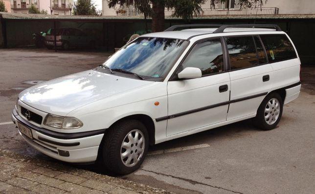 opel astra f caravan hatchback 1.4 1.6
