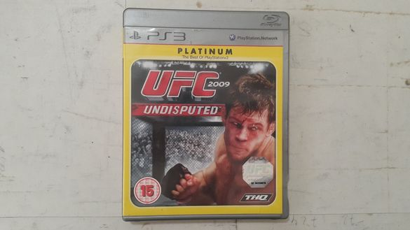 UFC Undisputed 2009 за PlayStation 3 PS3