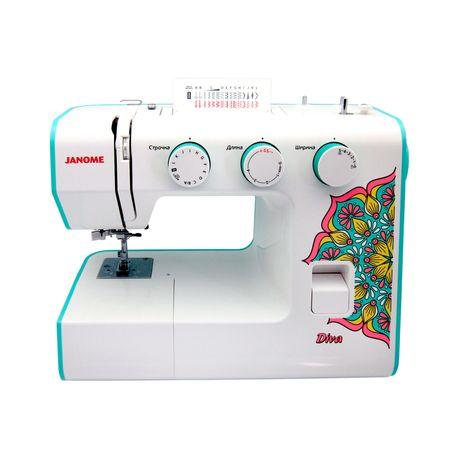Продаю швейную машину Janome Diva