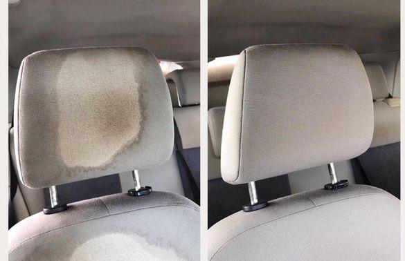 Професионално почистване и машинно пране на Автомобил