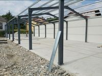 Vand Hala Metalica 10×22×3 Ideala pentru Spalatorie, depozit, garaj,