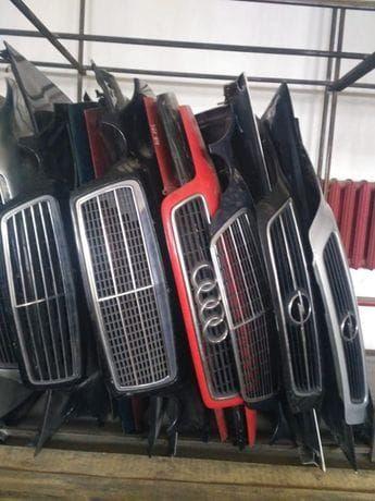 Кузовные детали из Германии на немецкие авто