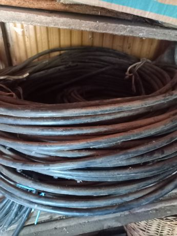 НОВЫЙ 3х фазный подземный кабель 100 м. ЗА 1 метр 750тенге.Торг