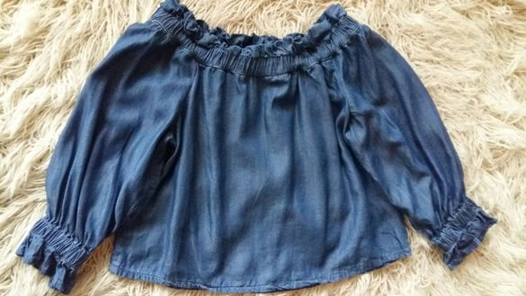 Дамска тинейджърска блузка