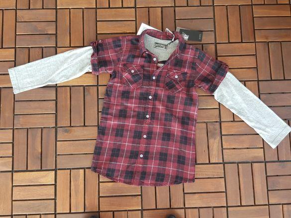 GUESS - 3,5 и 7 годишно дете-Оригинална риза за момче