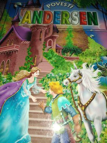 """Vand cartea '' Povesti """" de Anderson"""