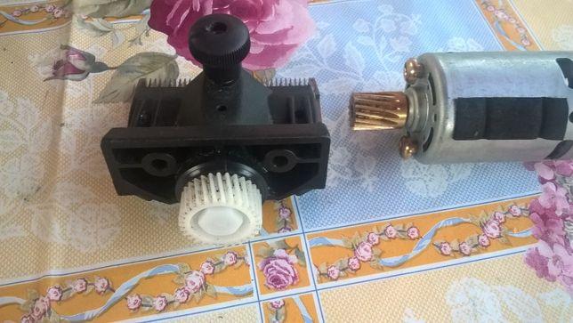 cap si motor pentru masina de tuns animale