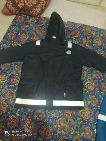 Зимний бушлат куртка