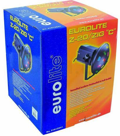 Efect lumini EUROLITE Z-20 Zig Zag C - 2 x 120V/300W