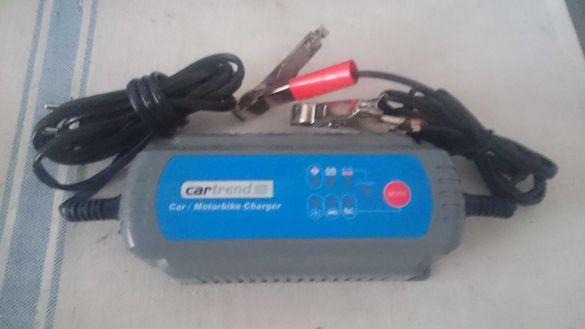 Интелигентно зарядно устройство Cartrend