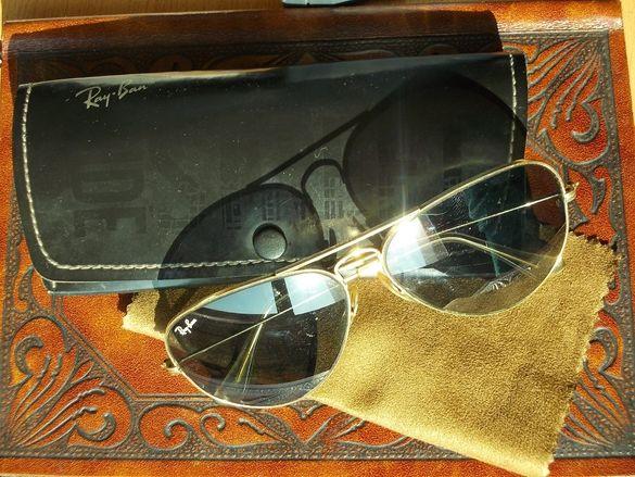 Оригинални очила RAY BAN Aviator 58[]14 B&L U.S.A.