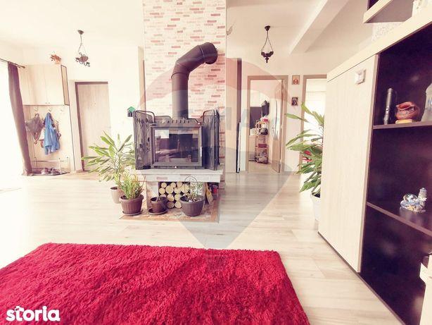 Apartament 3 camere, 200mp curte, Cartier Florilor Ghimbav