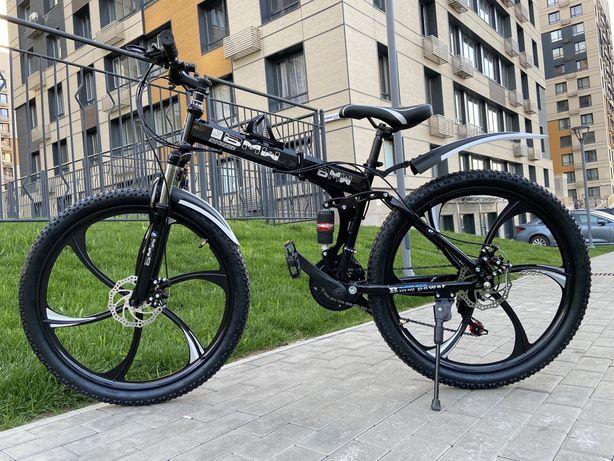 Велосипеды с италянском разработкой,богатая комплектация,надёжный
