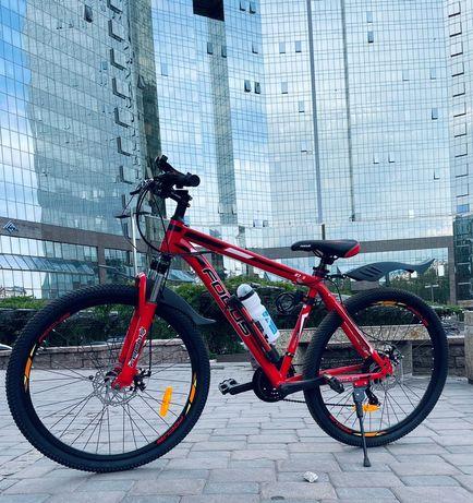 Новый Велосипед Focus