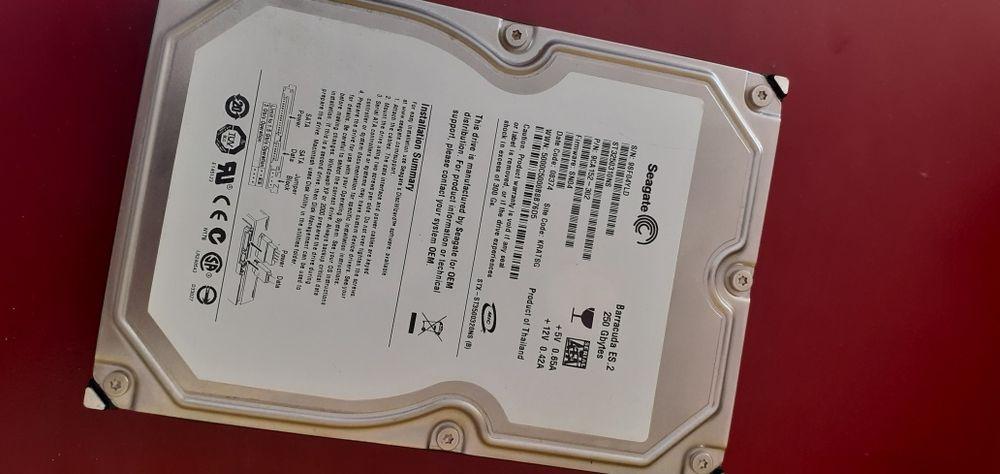 Hard Disk Seagate Barracuda 250GB Bucuresti - imagine 1