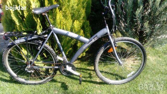 Велосипед-ROCKY-18скорости. Алуминиева рамка