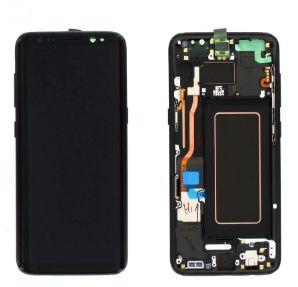 Display Samsung S8 S9 original Service Pack Garanție1an