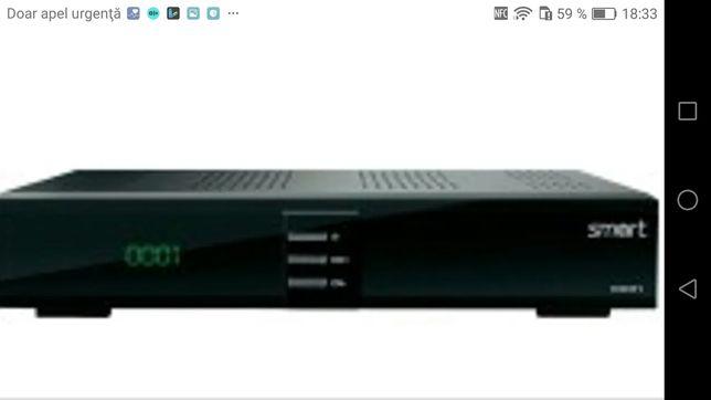 Vand receptor/receiver/decodor/tuner satelit Smart CX01 Dvb-S2