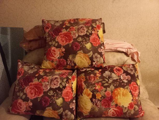 Продам подушки 3 шт за 5000