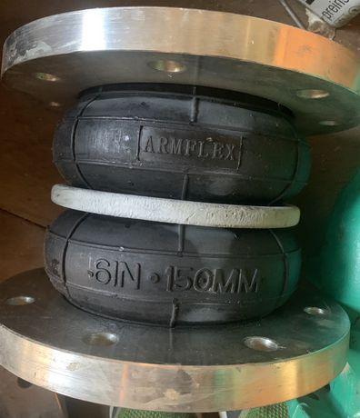 Compensator cauciucat flansat DN 150 PN10-PN16