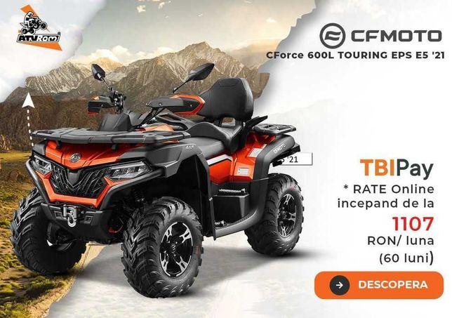 PROMOTIE ATV CF MOTO CFORCE 600L TOURING EPS '21 (linhai tgb can am)