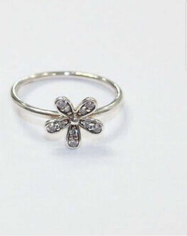 Автентичен Pandora пръстен, Ref 190932CZ-Jewelery, Silver