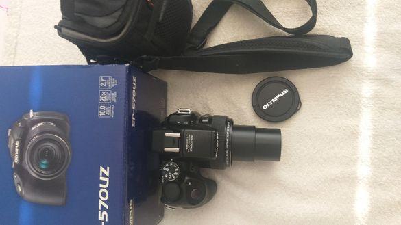 Фотоапарат Olympus SP-570 UZ