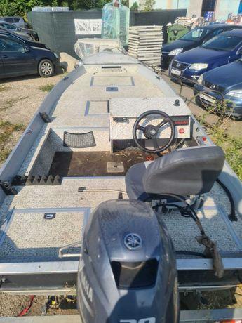 Vând Barcă Aluminiu MotoCraft