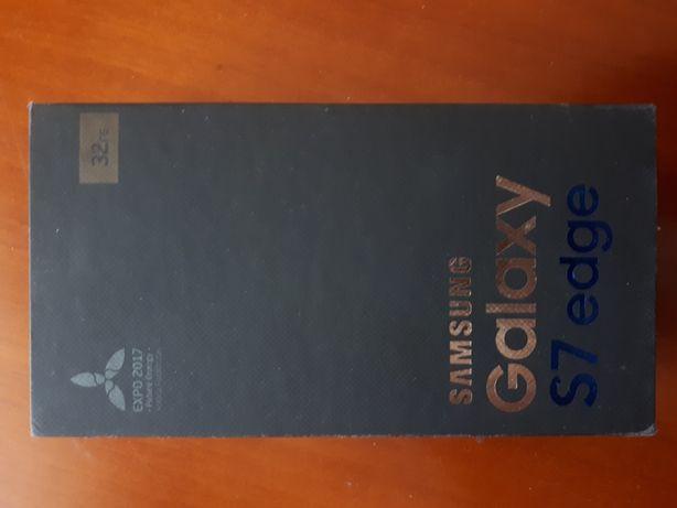 Коробка от Samdung Galaxy S7 edge